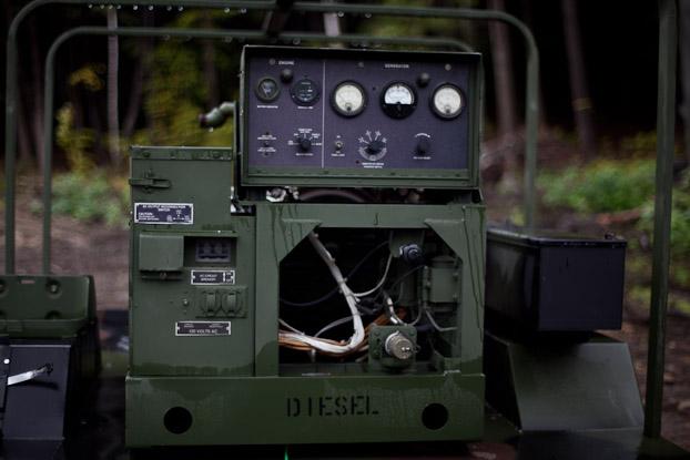 MEP002A-Diesel-Generator-Rear-pic-green